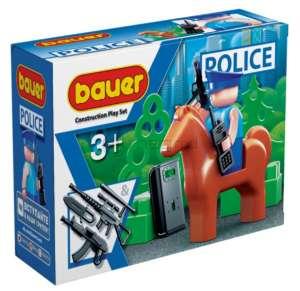 BAUER POLICE 00627 plastic