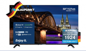 "BLAUPUNKT 50UT965 50"" smart TV Android"