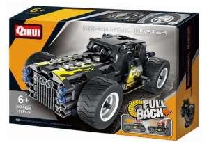 QIHUI PULL BACK CAR 5802 plastic