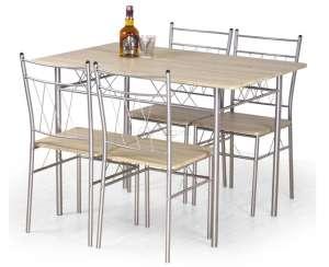 HALMAR FAUST masă 4 scaune