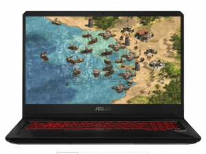 "ASUS FX705DT 8gb 17.3"" 512Gb Black"