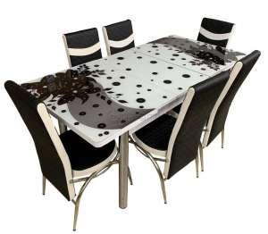 EC-102 6 scaune masă