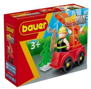 BAUER FIREMAN 00737 plastic