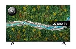 "LG 60UP77006LB 60"" smart TV Bluetooth"