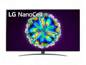 "LG 49NANO866NA 49"" smart TV Bluetooth"