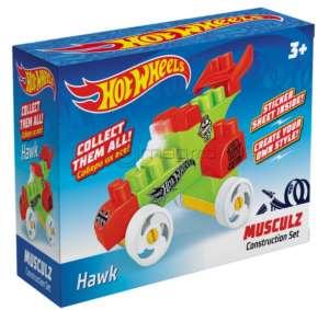 BAUER HOT WHEELS MUSCULZ HAWK 00711 plastic