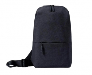 XIAOMI MI CITY SLING BAG Dark Gray pînă la 10""