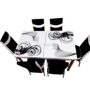 EC-113 masă 6 scaune