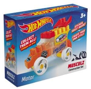 BAUER HOT WHEELS MUSCULZ G MOTOR 00712 plastic