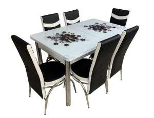 EC-100 masă 6 scaune