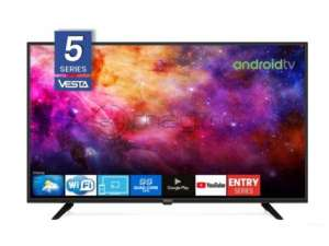 "VESTA LD40E5402 40"" smart TV Android"
