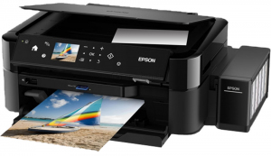 EPSON L850 A4 USB Color Laser