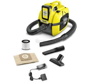 KARCHER WD 1 COMPACT BATTERY SET container sac