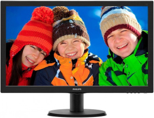 PHILIPS 223V5LHSB LED 21.5""