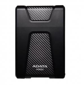 ADATA HD650 negru 1.0 TB USB 3.1