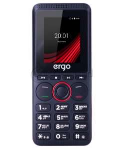 ERGO F188 PLAY DS Black Red 32 Mb