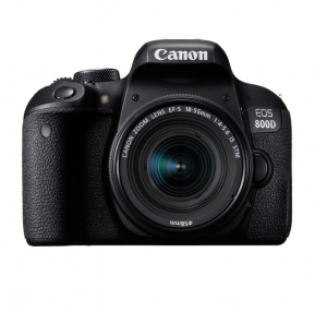 CANON DSLR EOS 800D Kit
