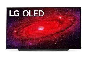 LG OLED65CXRLA smart TV Bluetooth