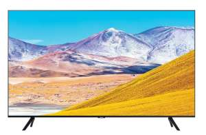"SAMSUNG UE55TU8000UXUA 55"" smart TV Bluetooth Tizen"