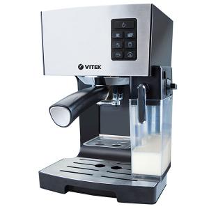 VITEK VT-1522 Inox Negru 1.4 l