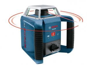BOSCH GRL400H laser