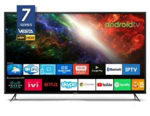 "VESTA LD60E7205 60"" smart TV Android"