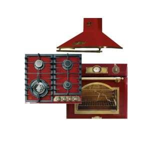 KAISER KCG 6335 ROT EMTURBO + EH 6355 ROT EM + A 6315 ROT EM ECO Hota Plita incorporabila Cuptor incorporabil