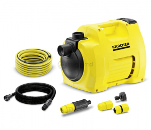 KARCHER BP 3 GARDEN SET PLUS de suprafaţă