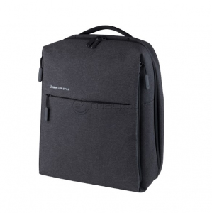 XIAOMI MI CITY BACKPACK Dark Gray pînă la 15""