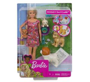 BARBIE DOGGY DAYCARE FXH08
