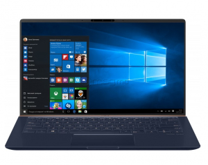 "ASUS ZENBOOK UX433FAC 14"" intel core i7 16Gb 512Gb Blue i7-10510U"