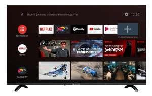 """BLAUPUNKT 43UN265 43"""" smart TV Android Bluetooth"""