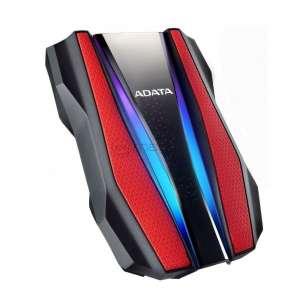 """ADATA AHD770G-2TU32G1-CRD HDD rosu 2.0 TB 2.5"""" USB 3.2"""
