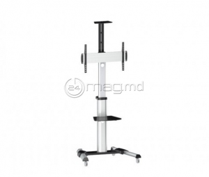 "REFLECTA STAND 70VC-SHELF 37""-70"" de pod"