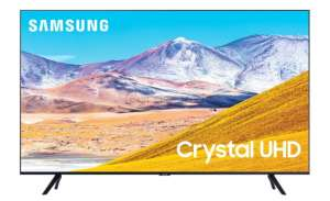 "SAMSUNG UE50TU8000UXUA 50"" smart TV Bluetooth Tizen"