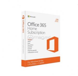 MICROSOFT OFFICE365 HOME engleză 1 an