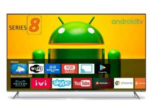 "VESTA LD55C874S 55"" smart TV Android"