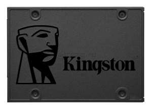 "KINGSTON A400 SSD negru 2.5"" 120 Gb"