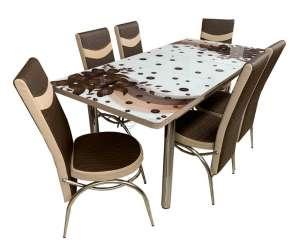 EC-104 masă 6 scaune