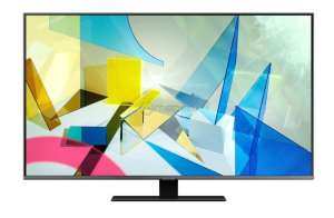 "SAMSUNG QE50Q80TAUXUA 50"" smart TV"