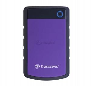 TRANSCEND STOREJET 25H3P USB 3.0 violet 1.0 TB