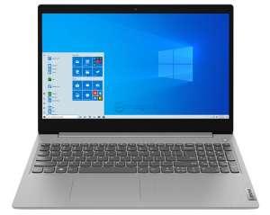 """LENOVO IDEAPAD 3 15IGL0 8gb 15.6"""" 256Gb Platinum Grey Pentium N5030"""