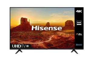 "HISENSE H43A7100F 43"" smart TV Bluetooth"