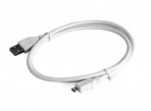 CABLEXPERT CCP-MUSB2-AMBM-W-1M microUSB USB