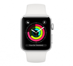 APPLE WATCH 3 38MM MTEY2 8 Gb argintiu