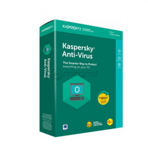 KASPERSKY ANTI-VIRUS BOX 1 an