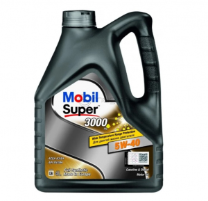 MOBIL M-SUPER 3000 5W-40 4 L