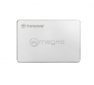 "TRANSCEND STOREJET 25C3S HDD alb 2.0 TB 2.5"""