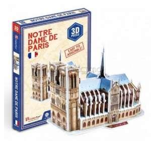CUBICFUN NOTRE DAME DE PARIS (FRANCE)