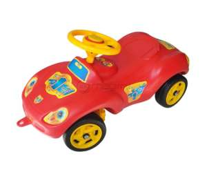 BURAK TOYS STEP CAR 02135 plastic